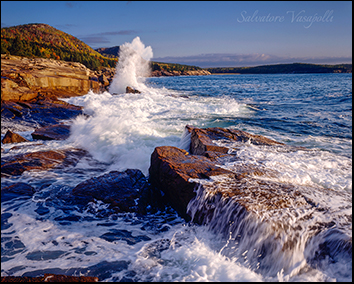 Acadia Photo workshops by Salvatore Vasapolli