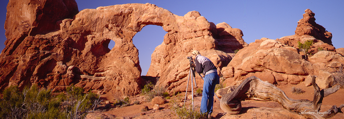 Arches Photography Workshops by Salvatore Vasapolli