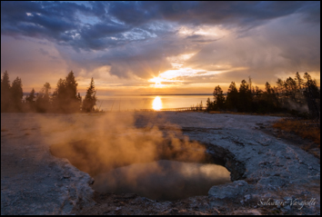Yellowstone Photography Workshops by Salvatore Vasapolli